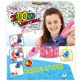 I Do 3D függőleges 4 darabos készlet - többféle