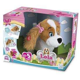 Lola az interaktív kutya plüssfigura Itt egy ajánlat található, a bővebben gombra kattintva, további információkat talál a termékről.