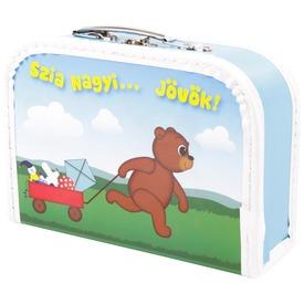 Vuk bőrönd Itt egy ajánlat található, a bővebben gombra kattintva, további információkat talál a termékről.