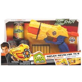 X-Shot Reflex szivacslövő revolver Itt egy ajánlat található, a bővebben gombra kattintva, további információkat talál a termékről.