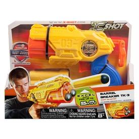 X-Shot Barrel Breaker szivacslövő pisztoly