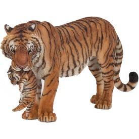 Papo nőstény tigris kölykével 50118