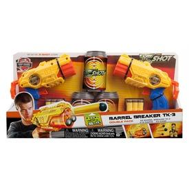 X-Shot Barrel Breaker pisztoly páros készlet Itt egy ajánlat található, a bővebben gombra kattintva, további információkat talál a termékről.
