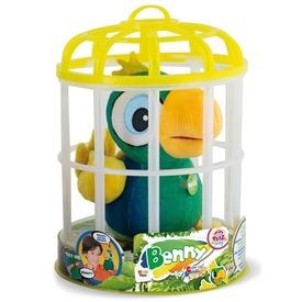 Benny a beszélő papagáj Itt egy ajánlat található, a bővebben gombra kattintva, további információkat talál a termékről.