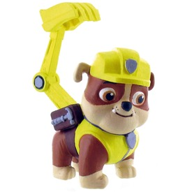Mancs őrjárat Rubble figura - 7 cm