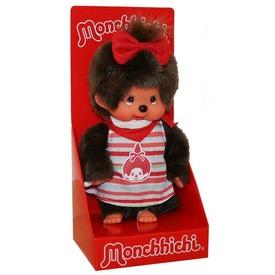 Monchhichi csíkos ruhás lány plüssfigura - 20 cm Itt egy ajánlat található, a bővebben gombra kattintva, további információkat talál a termékről.