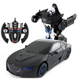Távirányítós Transformer robot és autó - többféle