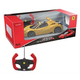 Távirányítós Ferrari 458 Cabrio - 1:14, többféle Itt egy ajánlat található, a bővebben gombra kattintva, további információkat talál a termékről.