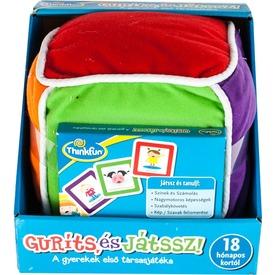 Guríts és játssz társasjáték Itt egy ajánlat található, a bővebben gombra kattintva, további információkat talál a termékről.