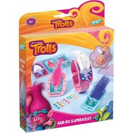 Trolls karkötő készítő készlet Itt egy ajánlat található, a bővebben gombra kattintva, további információkat talál a termékről.