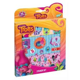 Trolls matrica készlet Itt egy ajánlat található, a bővebben gombra kattintva, további információkat talál a termékről.