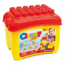 Clemmy Plus puha építőkockák tárolóval 30db14882 Itt egy ajánlat található, a bővebben gombra kattintva, további információkat talál a termékről.