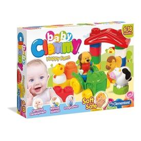Clemmy boldog farm építőjáték