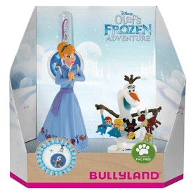 Bullyland - Anna és Olaf függővel ajándékdob