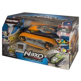 Nikko Velocitrax távirányítós autó - narancs 90221 Itt egy ajánlat található, a bővebben gombra kattintva, további információkat talál a termékről.