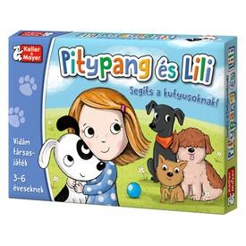 Pitypang és Lili - Segíts a kutyusoknak  Itt egy ajánlat található, a bővebben gombra kattintva, további információkat talál a termékről.