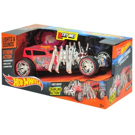 Hot Wheels Street Creeper kisautó