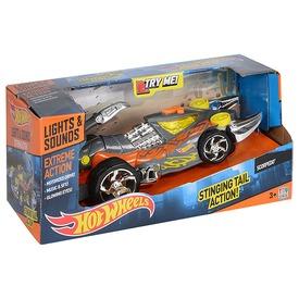 Hot Wheels Scorpedo autó - 21 cm