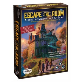 Escape the Room - A csillagvizsgáló rejtélye Itt egy ajánlat található, a bővebben gombra kattintva, további információkat talál a termékről.