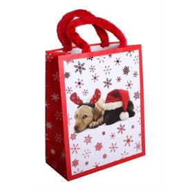 Papírtasak M +HS. PLF Karácsonyi kutyus  Itt egy ajánlat található, a bővebben gombra kattintva, további információkat talál a termékről.