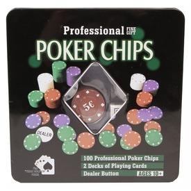 Póker zseton és kártya készlet fémdobozban Itt egy ajánlat található, a bővebben gombra kattintva, további információkat talál a termékről.