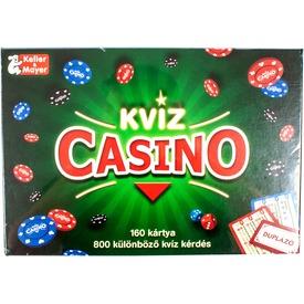 Kvíz Casino társasjáték Itt egy ajánlat található, a bővebben gombra kattintva, további információkat talál a termékről.