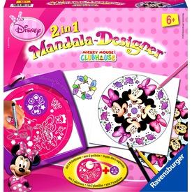 Minnie egér 2 az 1-ben mandala rajzoló Itt egy ajánlat található, a bővebben gombra kattintva, további információkat talál a termékről.