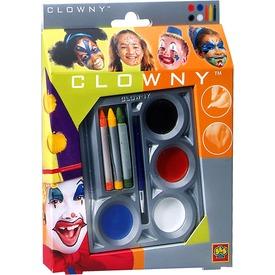 Clowny 7 darabos arcfestő készlet - többféle Itt egy ajánlat található, a bővebben gombra kattintva, további információkat talál a termékről.