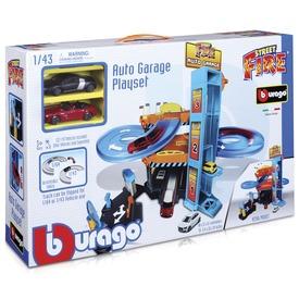Burago Garázs 1:43 2 autóval  Itt egy ajánlat található, a bővebben gombra kattintva, további információkat talál a termékről.