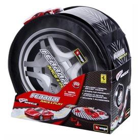 BBurago Ferrari R&P Wheelie autóval  Itt egy ajánlat található, a bővebben gombra kattintva, további információkat talál a termékről.