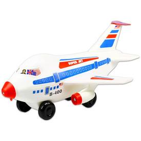 Műanyag repülőgép - 44 cm