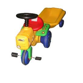 Pedálos kerti traktor utánfutóval Itt egy ajánlat található, a bővebben gombra kattintva, további információkat talál a termékről.