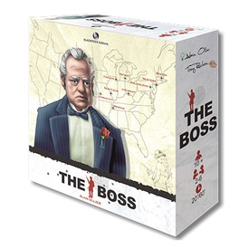 The Boss - A főnök társasjáték Itt egy ajánlat található, a bővebben gombra kattintva, további információkat talál a termékről.
