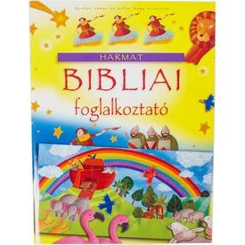 Bibliai foglalkoztató Itt egy ajánlat található, a bővebben gombra kattintva, további információkat talál a termékről.