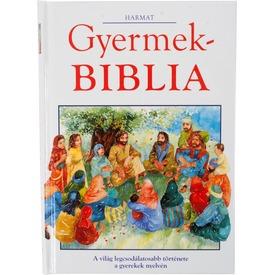 Gyermek-Biblia Itt egy ajánlat található, a bővebben gombra kattintva, további információkat talál a termékről.
