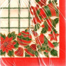 Karácsonyi kétrétegű szalvéta - többféle Itt egy ajánlat található, a bővebben gombra kattintva, további információkat talál a termékről.