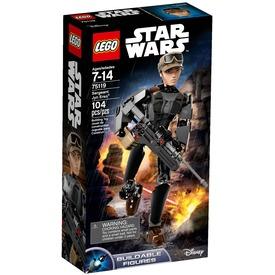 LEGO Star Wars Jyn Erso őrmester 75119 Itt egy ajánlat található, a bővebben gombra kattintva, további információkat talál a termékről.