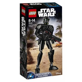 LEGO Constraction Star Wars 75121 Birodalmi Halálc