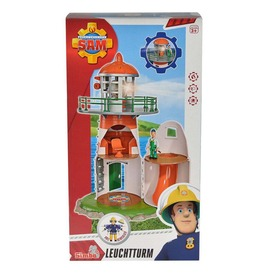 Sam a tűzoltó világítótorony játékkészlet