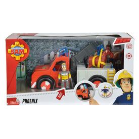 Sam a tűzoltó Phoenix autókészlet