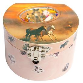 Félkör alakú lovas zenélő doboz Itt egy ajánlat található, a bővebben gombra kattintva, további információkat talál a termékről.