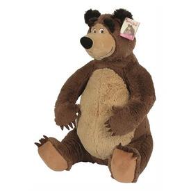 Masha és a medve mackó plüssfigura - 50 cm