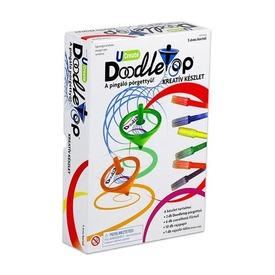 Pingáló Pörgettyű Doodletop design szett