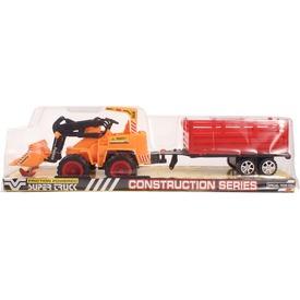 Lendkerekes traktor utánfutóval - többféle Itt egy ajánlat található, a bővebben gombra kattintva, további információkat talál a termékről.
