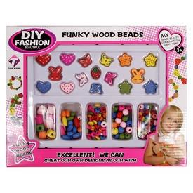 Funky Wood fa gyöngyfűző készlet Itt egy ajánlat található, a bővebben gombra kattintva, további információkat talál a termékről.