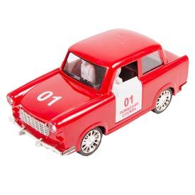 Trabant műanyag autó - piros, 18 cm Itt egy ajánlat található, a bővebben gombra kattintva, további információkat talál a termékről.
