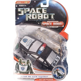 Space Robot átalakuló űrrobot - 20 cm, többféle Itt egy ajánlat található, a bővebben gombra kattintva, további információkat talál a termékről.