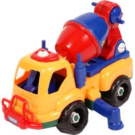 Szerelhető teherautó csavarozó készlet - többféle Itt egy ajánlat található, a bővebben gombra kattintva, további információkat talál a termékről.