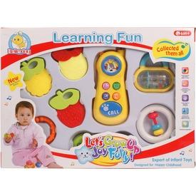 Learning Fun 7 darabos bébijáték készlet - többféle Itt egy ajánlat található, a bővebben gombra kattintva, további információkat talál a termékről.