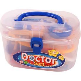 Orvosi készlet táskában Itt egy ajánlat található, a bővebben gombra kattintva, további információkat talál a termékről.